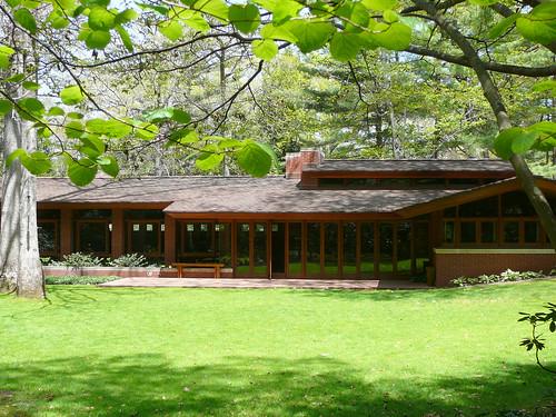 Frank lloyd wright designed zimmerman house flickr for Zimmerman house