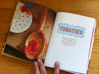 Tomatoes - Food in Jars cookbook | by susanstars