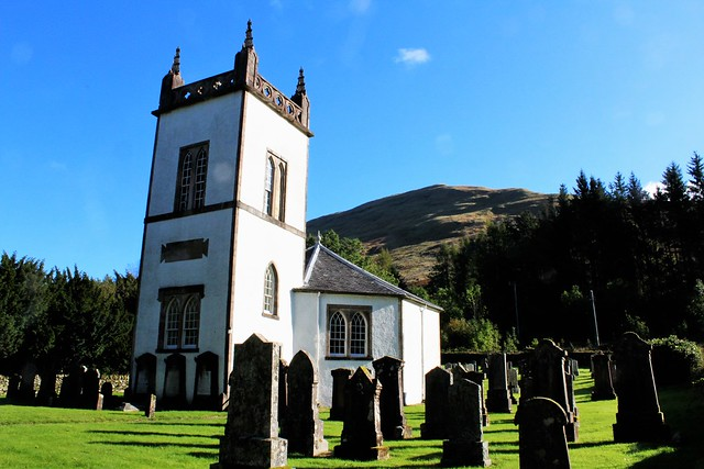Kilmorich Parish Church, West of Scotland