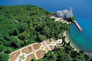 Trieste-castello-di-Miramare