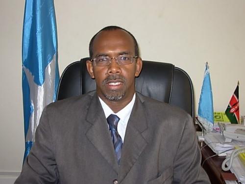 Mohamed Ali Nur