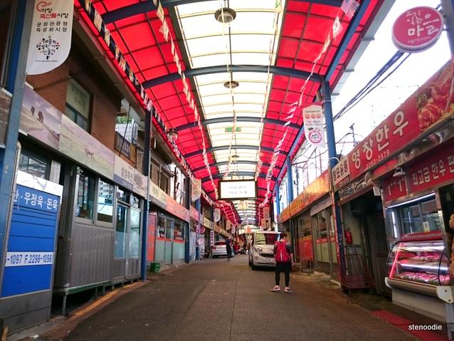 Majang Market