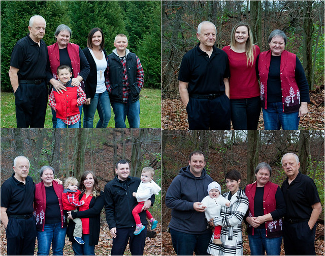 K. Extended Family Session