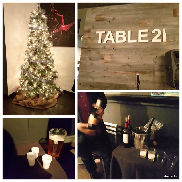 Wine and Beer at Table 21 Kitchen & Wine Bar