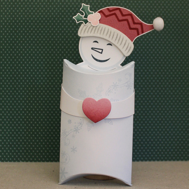 Frosty Pillow Box