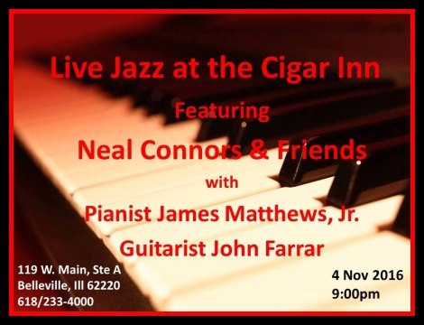 Cigar Inn 11-4-16