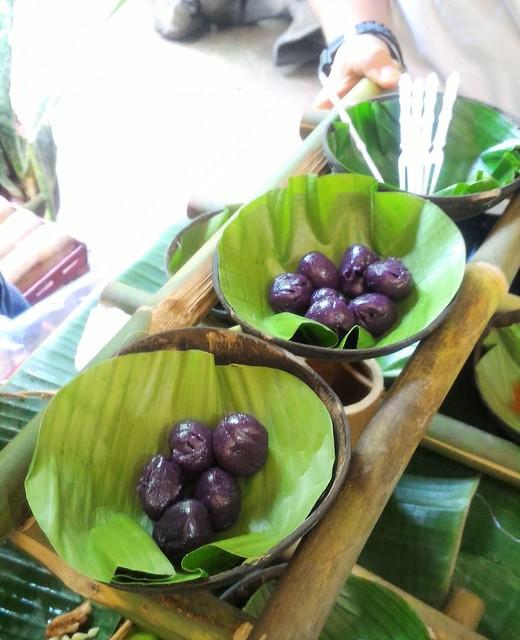 Ube-Halaya-balls-Forest-Wood-Garden