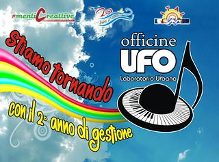 officine ufo logo