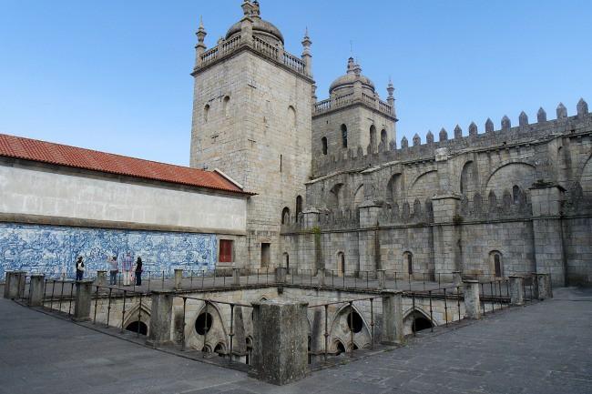 Porto - Sé do Porto e chiostro interno (5)