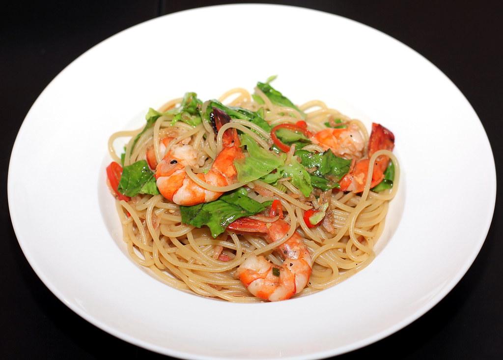 epiphyte-cafe-pasta-prawns