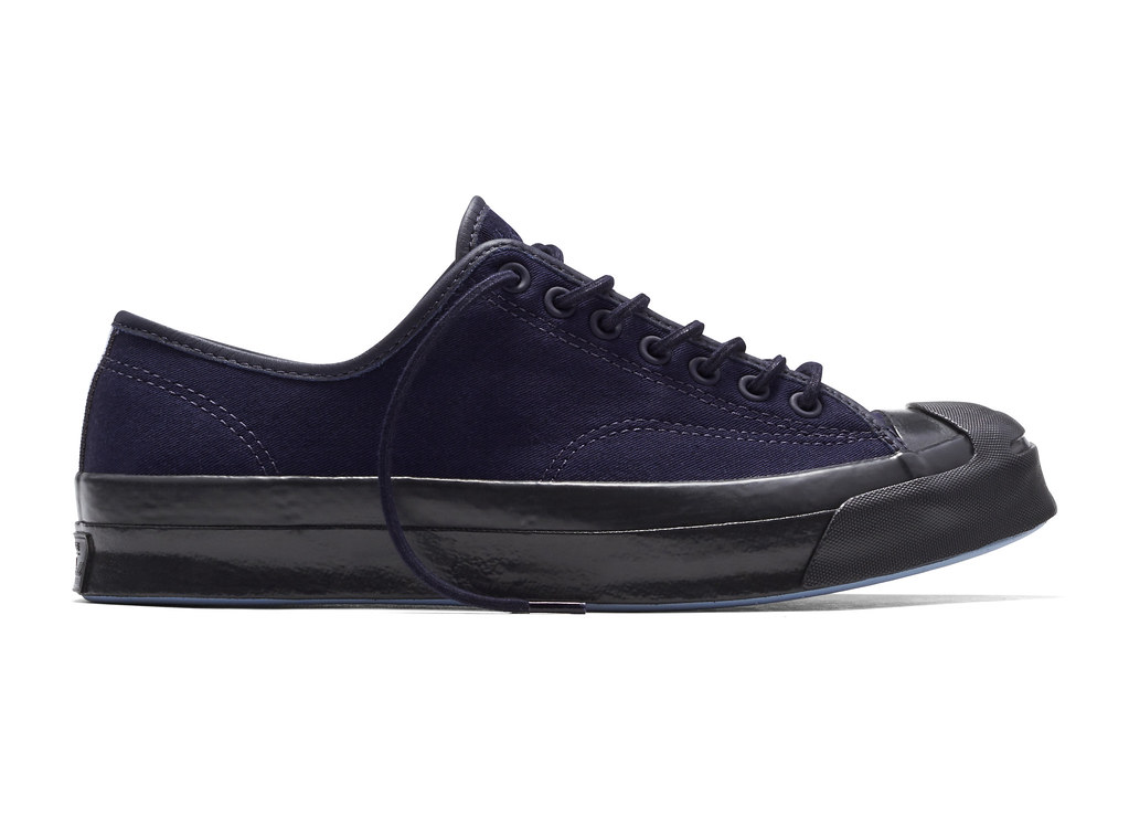 JACK PURCELL SIGNATURE TWILL SHIELD INKED