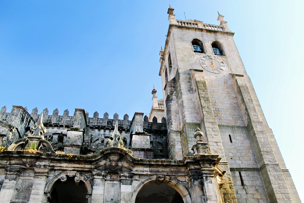 Roteiro do Porto: da Baixa Portuense ao Centro Histórico - Sé