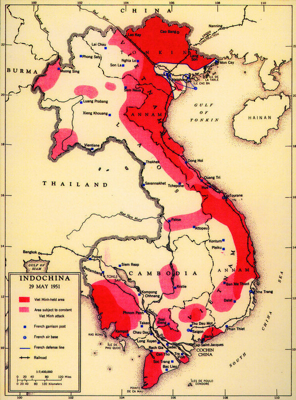 1951 Indochina