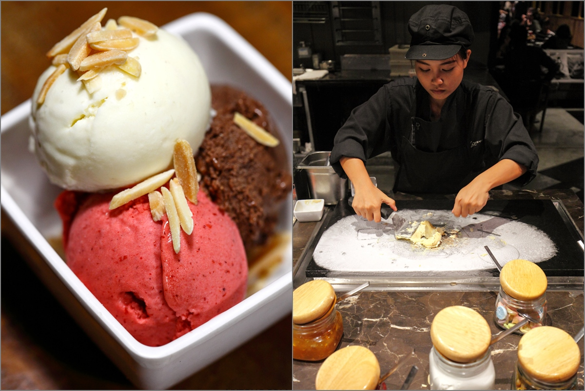 So Sofitel Red Oven Buffet Ice Creams