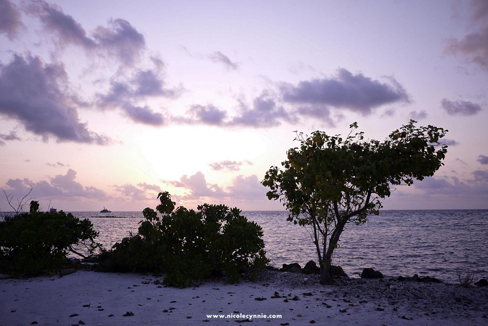 Maafushi_Sun Set