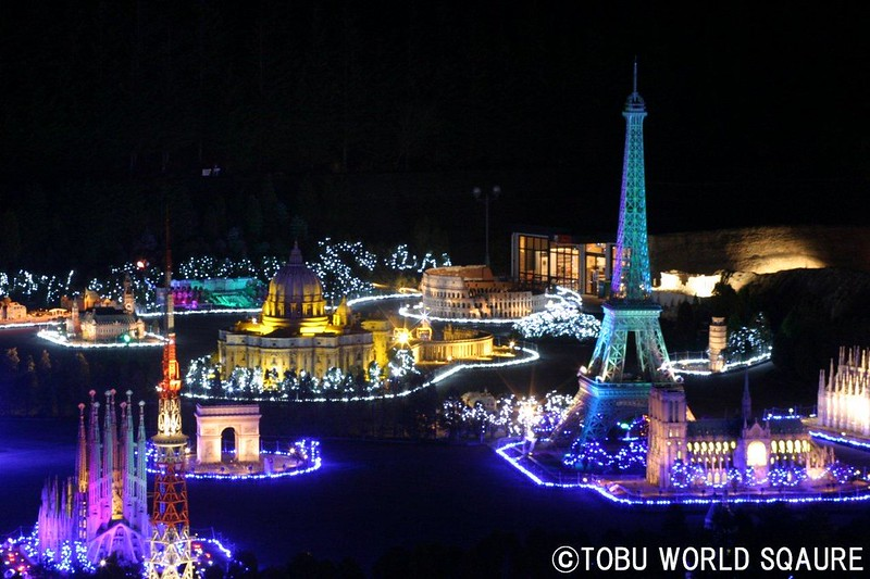 Tobu World Square Illumination(1)