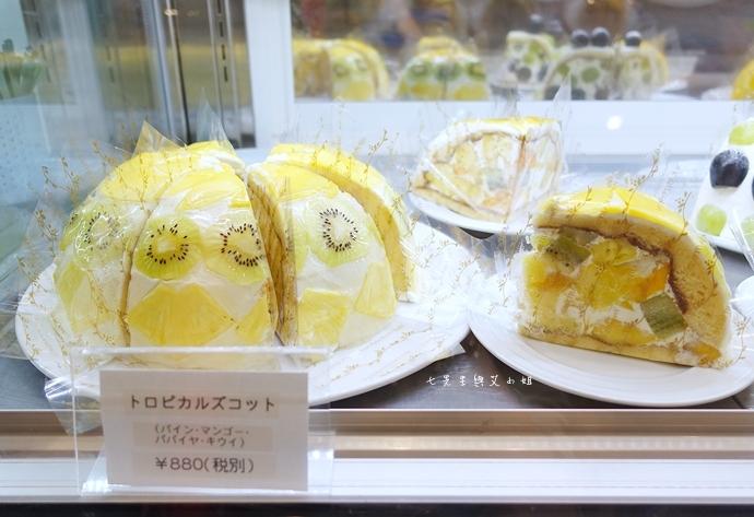 16 果實園 日本美食 日本旅遊 東京美食 東京旅遊 日本甜點