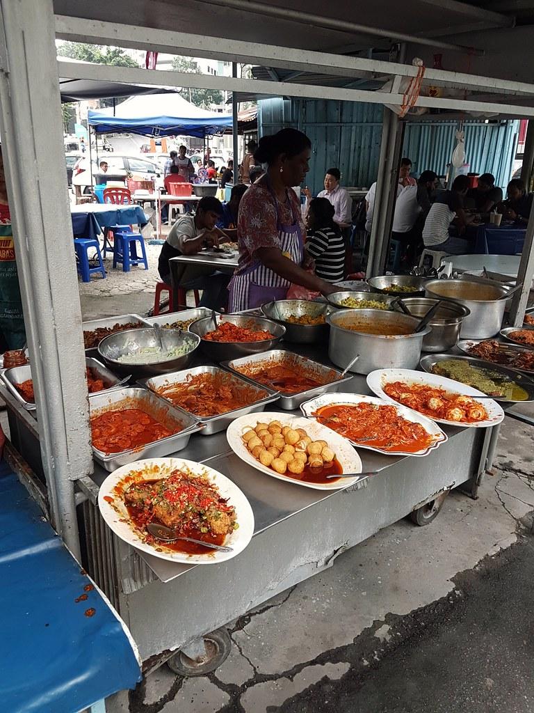Indian Vegetatian at Jalan Mesui KL