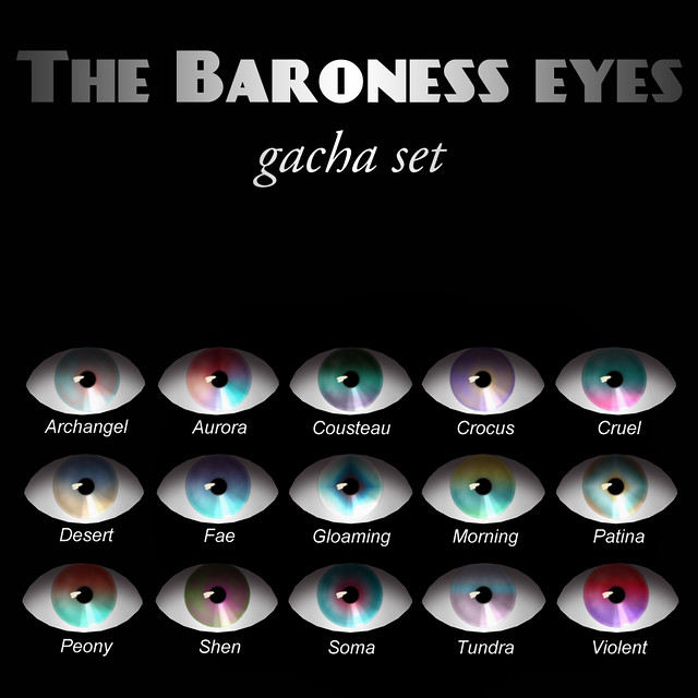 Devae. Baroness Eyes (gachas)