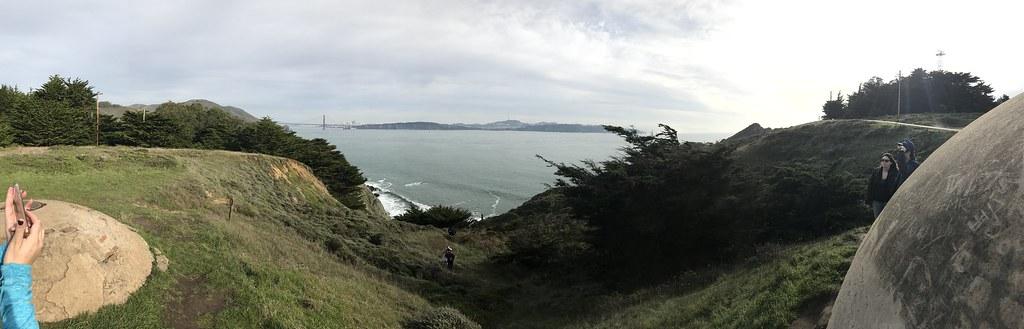 Marin Headlands Pano