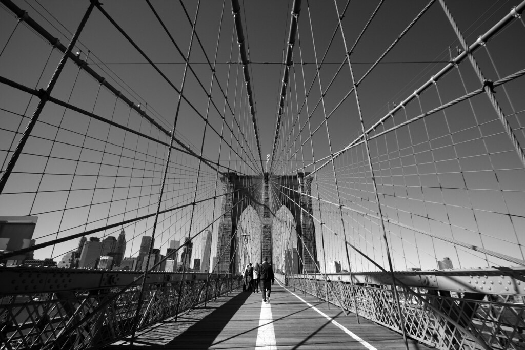Brooklyn Bridge h 2