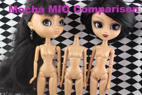Mocha MIO Comparison