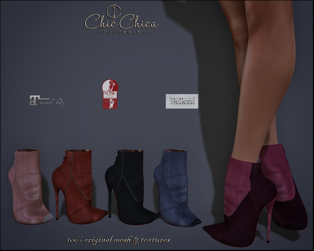 Felicity by ChicChica OUT @ The Crossroads