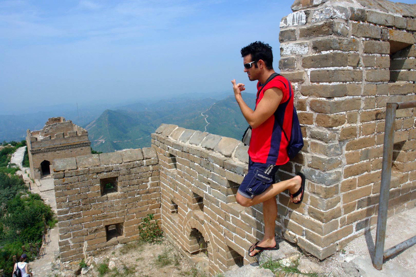 Gran Muralla China - Pekin / Beijing - China