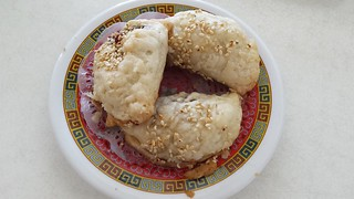Pork Buns at Easy House