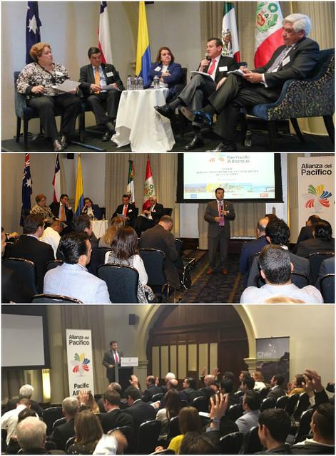 Seminario de la Alianza del Pacífico en Sydney, Australia