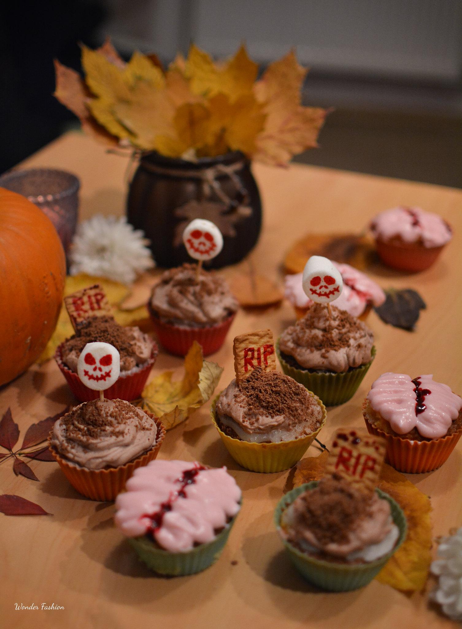 halloween cupcakes8