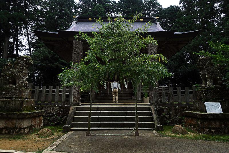 兵庫県朝来市 粟鹿神社