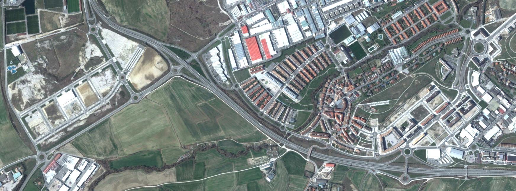 mutilva, navarra, fiat mutilva, después, urbanismo, planeamiento, urbano, desastre, urbanístico, construcción, rotondas, carretera