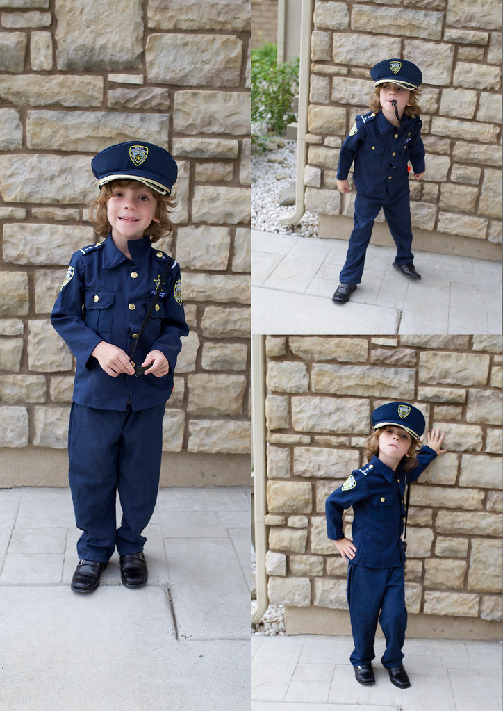 Police Man Costume