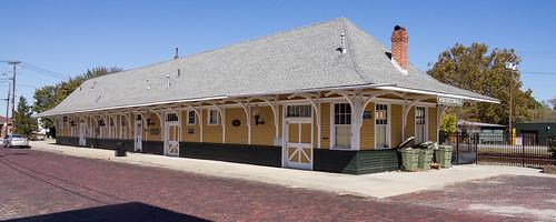 Hendersonville Depot - 2