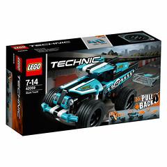 LEGO Technic 42059 Stunt Truck 1