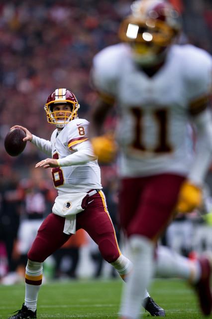 NFL Bengals v Redskins 045