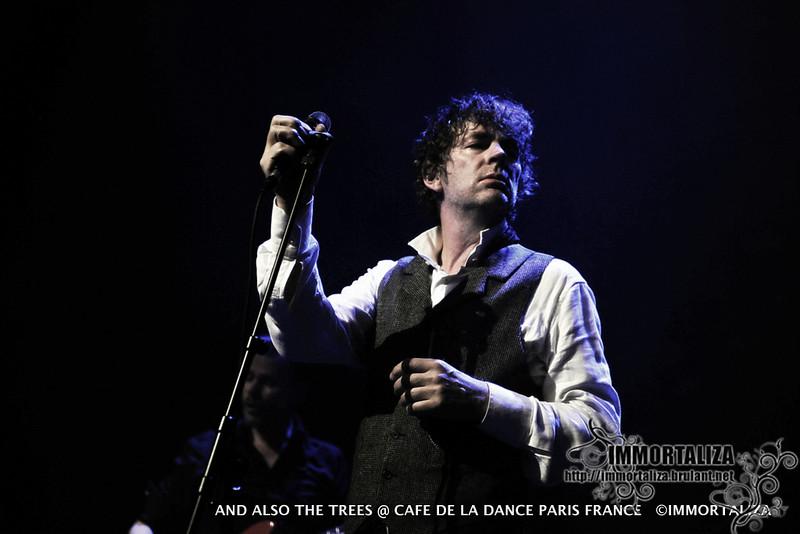 AND ALSO THE TREES DIMANCHE 16 OCTOBRE - CAFE DE LA DANSE. PARIS  30684430756_dffbb5ffb9_c