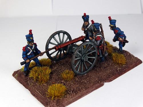Black Powder - French Artillery