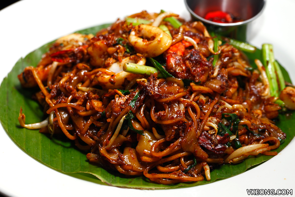Hard Rock Cafe KL Seafood Char Kway Teow