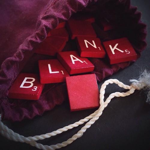 October 24 - Blank