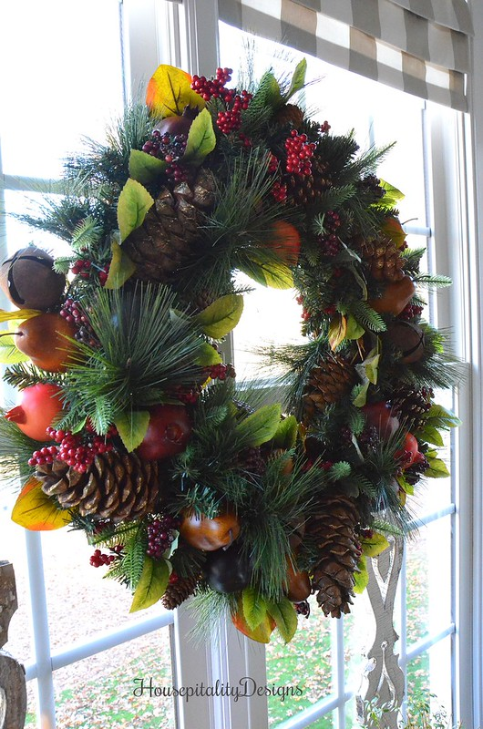 Balsam Hill-Charleston Wreath-Housepitality Designs