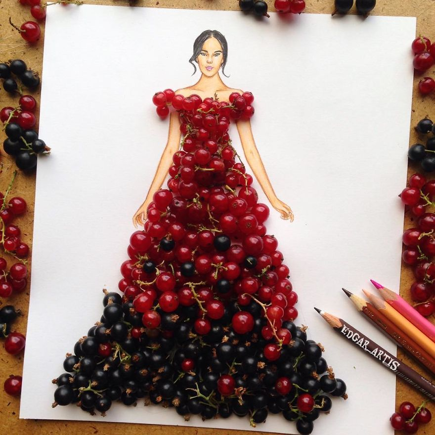 Шикарные платья из… - ПоЗиТиФфЧиК - сайт позитивного настроения!