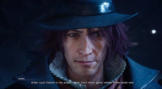 Final Fantasy XV - Ardyn Lucis Caelum