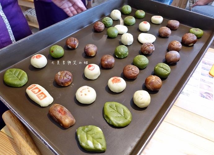 32 李亭香 平西餅 手做課程體驗 餅藝學院