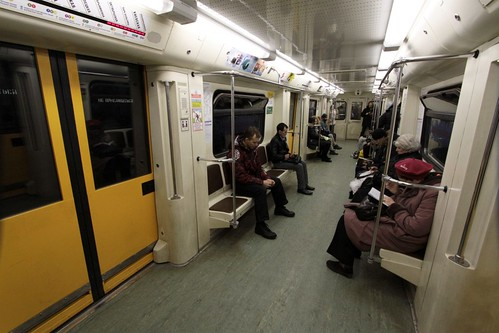 Modern rolling stock of the Moscow Metro