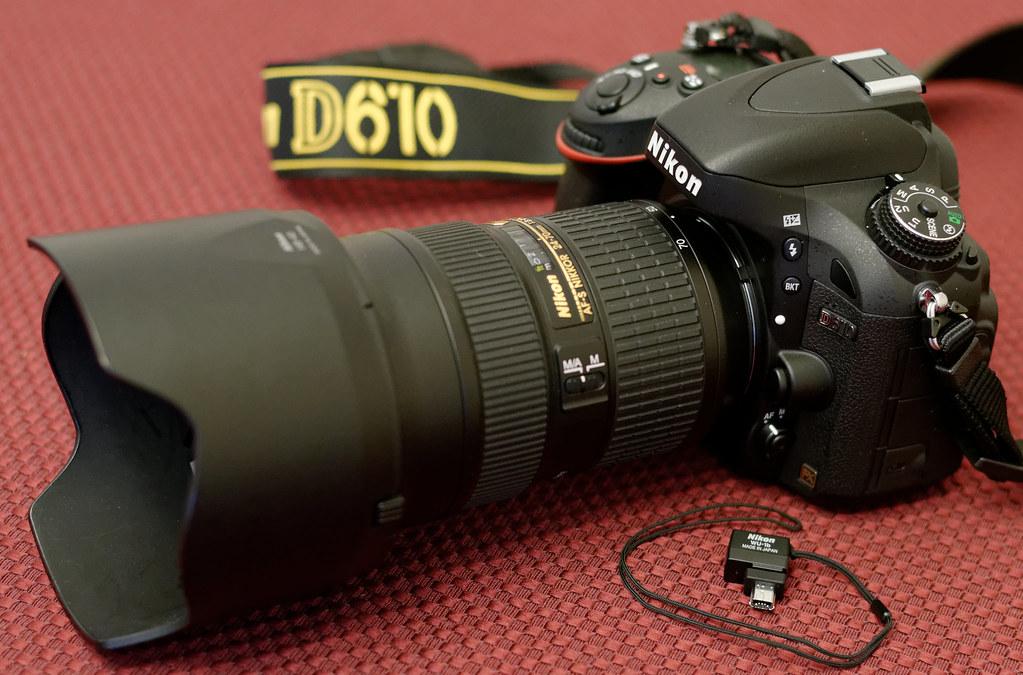 Nikon D610 12/27/2013