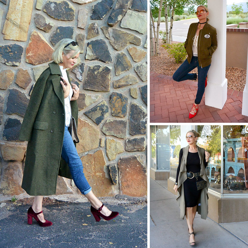 Jamie - More Than Turquoise, over 40 fashion & style blogger
