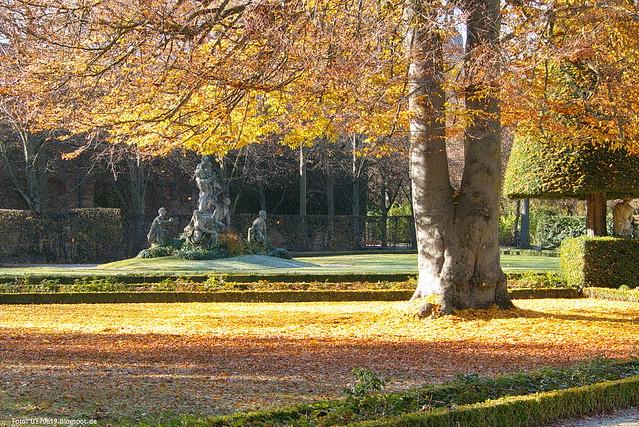 Hofgarten Herbst