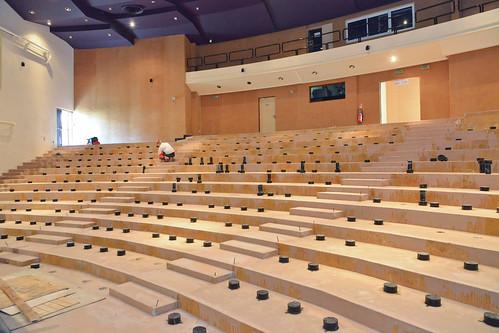 41 r novation de l 39 auditorium ville d 39 issy les for Piscine issy les moulineaux
